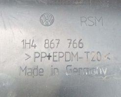 Накладка на порог Volkswagen Golf 3 задняя правая 1H4867766 - купить в Минске