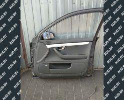 Обшивка двери Audi A4 B7 передняя правая купить на разборке в Минске