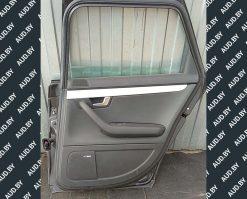Обшивка двери Audi A4 B7 задняя правая купить на разборке в Минске