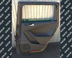 Обшивка двери Фольксваген Пассат Б6 задняя правая универсал - купить в Минске