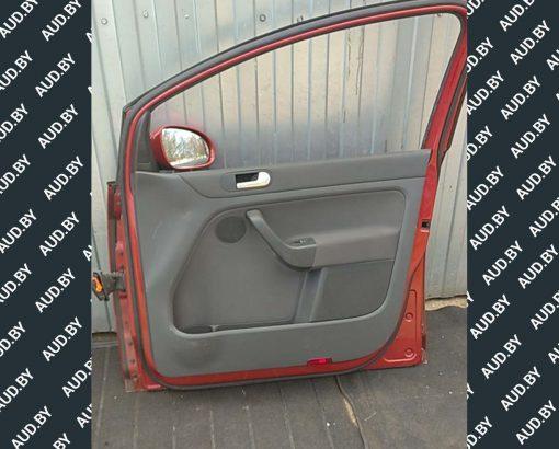 Обшивка двери Volkswagen Golf Plus передняя правая - купить в Минске