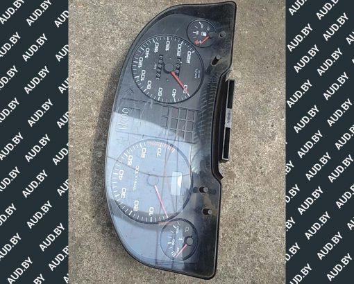 Панель приборов Audi 80 B4 8A0919033E Не работает километраж - купить в Минске
