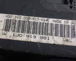 Панель приборов Volkswagen Golf 4 бензин 1J0919881 купить в Минске