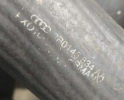 Патрубок интеркулера Volkswagen Passat B5 верхний 3B0145834AA - купить в Минске