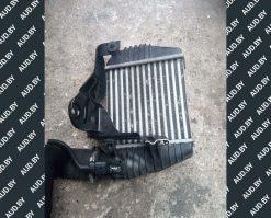 Радиатор интеркулера Audi A6 C6 левый 4F0145805AB купить в Минске