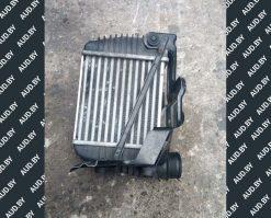 Радиатор интеркулера Audi A6 C6 правый 2.7 TDI - купить в Минске
