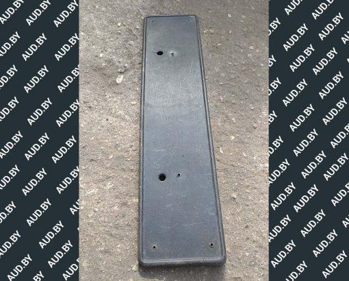 Рамка под номер Audi 80 B3 893807287 - купить на разборке в Минске