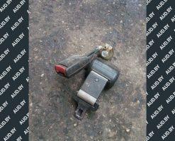 Ремень безопасности Volkswagen Passat B5 задний центральный 3B0857813A