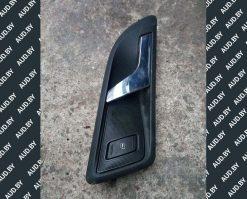 Ручка двери Skoda Octavia A5 задняя правая внутренняя 1Z0839248 - купить в Минске