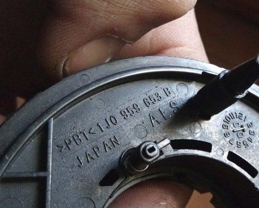Шлейф руля 1J0959653B - купить на разборке в Минске