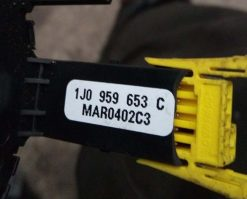 Шлейф руля 1J0959653C - купить на разборке в Минске