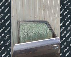 Стекло двери Audi A6 C6 заднее левое универсал AS2 - купить в Минске