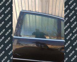 Стекло двери Volkswagen Phaeton заднее левое AS2 - купить в Минске