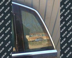 Стекло двери Volkswagen Phaeton заднее левое неопускное AS2 - купить в Минске