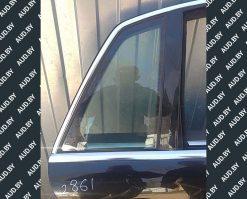 Стекло двери Volkswagen Phaeton заднее правое неопускное AS2 - купить в Минске