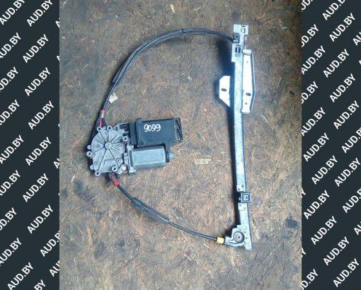 Стеклоподъемник Volkswagen Passat B4 задний левый электрический 3A0839401C - купить в Минске