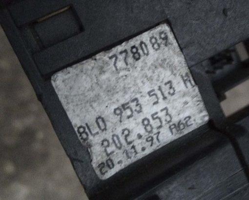 Стрекоза левая часть 8L0953513H - купить на разборке в Минске