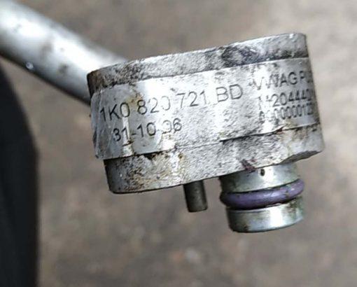 Трубка кондиционера 1K0820721BD - купить на разборке в Минске