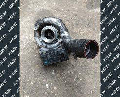 Турбина 2.7 TDI BPP 059145721E - купить на разборке в Минске