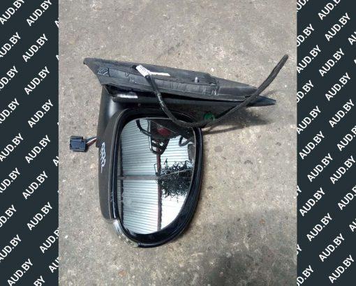 Зеркало боковое Фольксваген Гольф 5 правое хэтчбек 1K1857502JF купить в Минске
