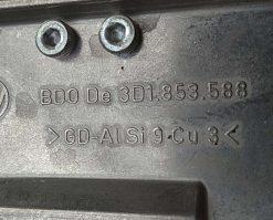 кронштейн накладки на торпедо Volkswagen Phaeton 3D1853588